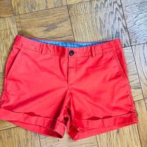 Banana Republic City Chino Shorts